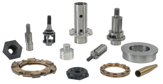 Barstock Components