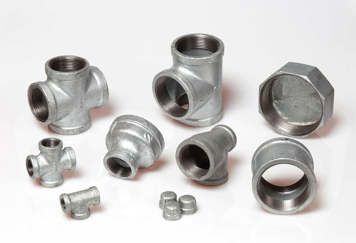 Socket Weld & Threaded Forged Pipe Fittings