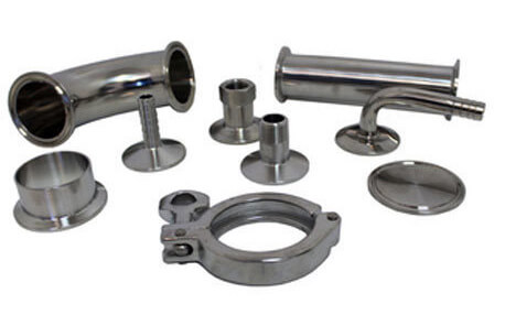 Tri-Clover Fittings